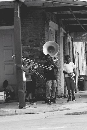 Young Jazz New Orleans Jazz Market Inspired Passion