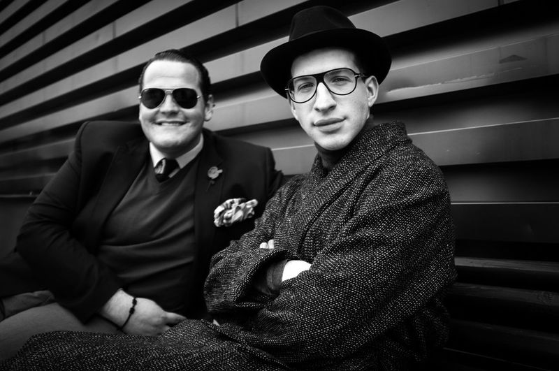 Streetfashion Pittiuomo85 Blackandwhite EyeEm Best Shots