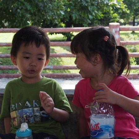 Kido Sharing  Story Happy holiday