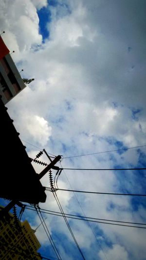 Clound&sky, cloundporn, @ Klong Sarn 12.15 p.m. . Check This Out Cheese! Open Edit. Eyeem Gallery Taking Photos.