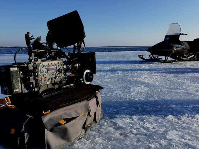 Love ARRI Arri Alexa Snow ❄ Arri Alexa Plus Focus Puller 1-AC Luleå  Setlife Life On Set Cinebag