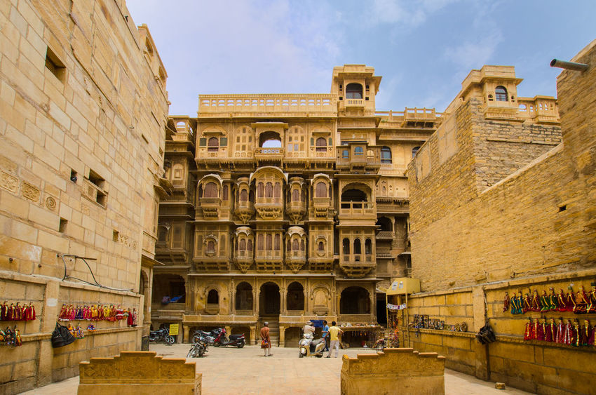 Architecture Building Exterior Capital Cities  City Life Haveli History India Jaisalmer Rajasthan Streetphotography Tourism Travel Destinations Turist Destination