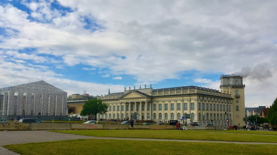 Documenta 14 Kassel Frediricianum