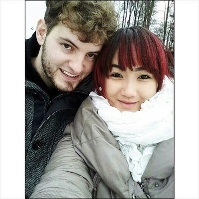 Ich bin in der Liebe zum besten Mann! <3. Love Boyfriend Switzerland Couple dolder