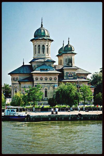 Donaudelta Sulina Church Romania