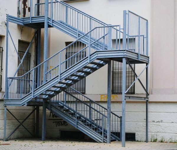 Steps Architecture Scala Di Emergenza Scuola