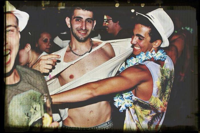 Corona summer party 2013 Cogoleto