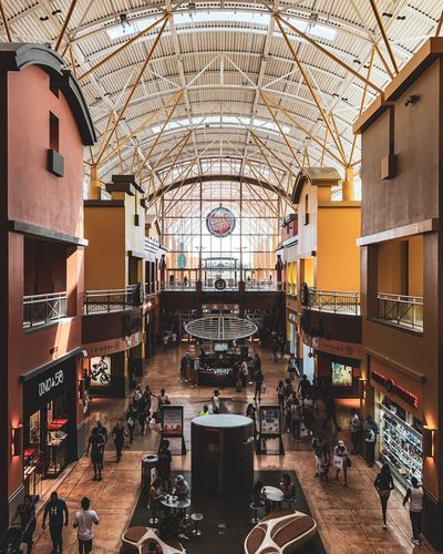 Shopping Mall Architecture Built Structure Building Exterior Building Residential District No People Day City Business Outdoors Sunlight Ceiling
