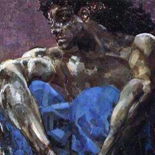 Моя любимая картина с детства, Михаил Врубель- демон, Vrubel Demon
