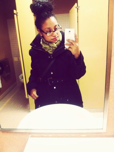 the other day at court
