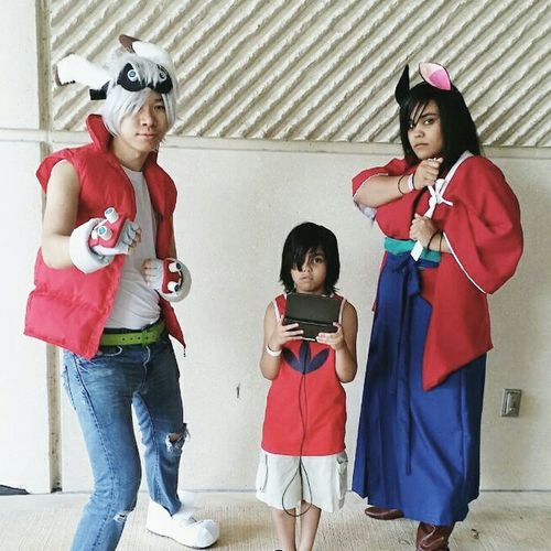 Cosplay Cosplyer Summer Wars Anime Anime Con Megacon Orlando Florida Cosplayers Cosplaying Cosply Couple Japanese Anime Hobby