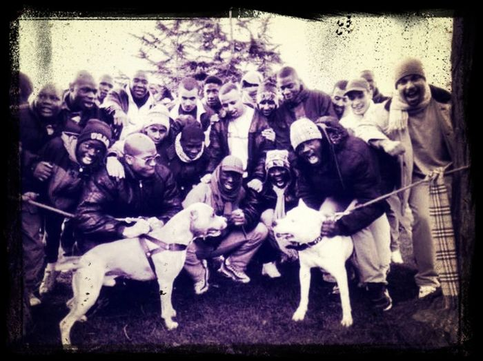 Mafia K1Fry Crew Street Life So Gangsta'
