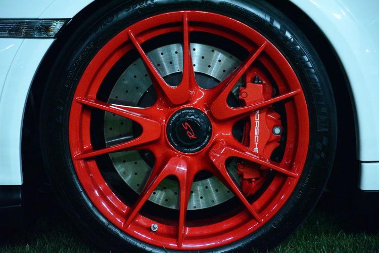 Wheel Porsche