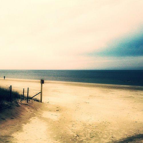 Plaza Morze Bałtyckie Piasek Spokój Cisza Samotnosc