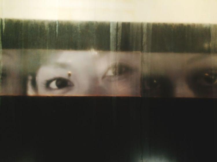 Window Close-up