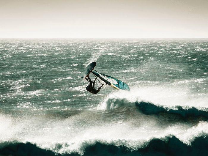 Windsurfing @
