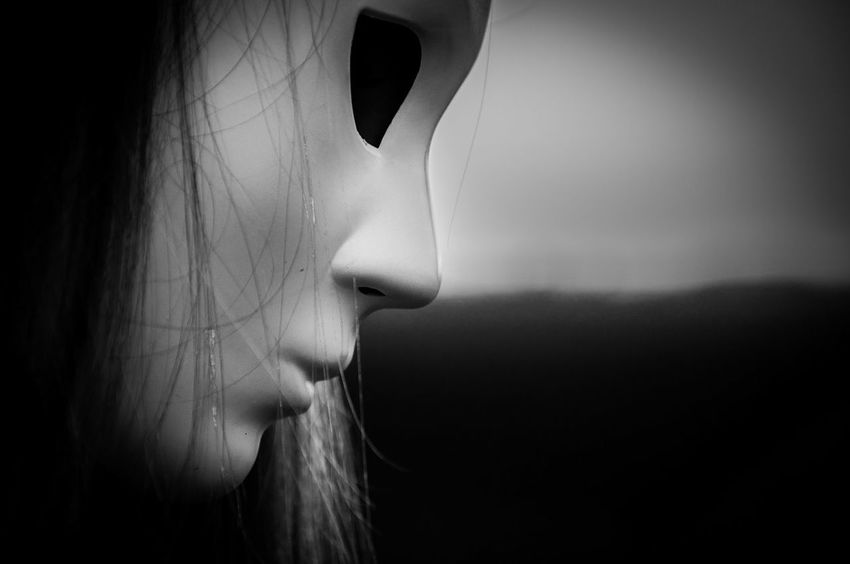 Black Background Mask Black And White Eyeemphotography Fine Art Photography Black And White Photography Atmopshere Mystery Monochrome Fragility EyeEm Best Shots EyeEm Selects The Week On EyeEm Black And White Friday