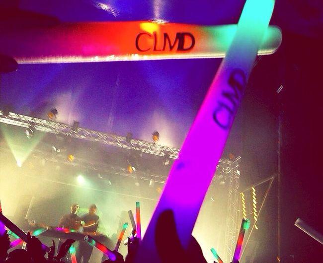Clmd Party Glowsticks Consert