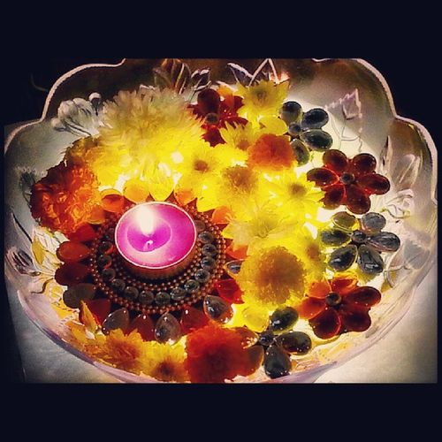 Diwali... A Festival of Lights in India...