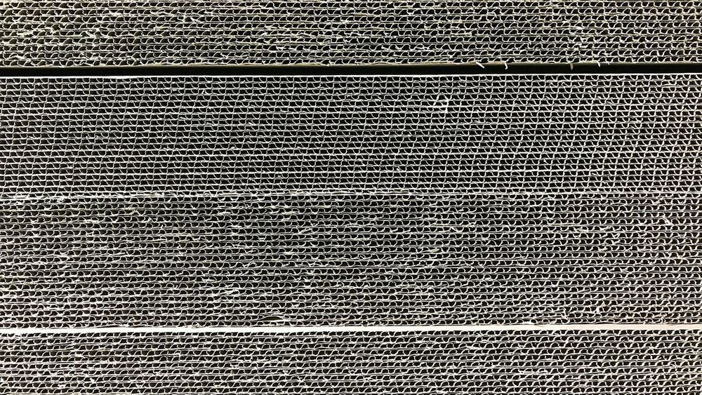 Carton box. For packing, transportation, packing for sale. Carton Box. Packaging Design For A Friend In Vienna Backgrounds Close-up Day Full Frame Grid Metal Metal Grate No People Packing Pattern Steel Textured