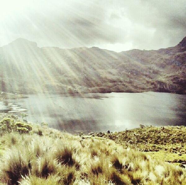 Laguna Toreadora, Parque Nacional El Cajas. Cuenca - Ecuador Cuenca, Ecuador Elcajas Nationalpark