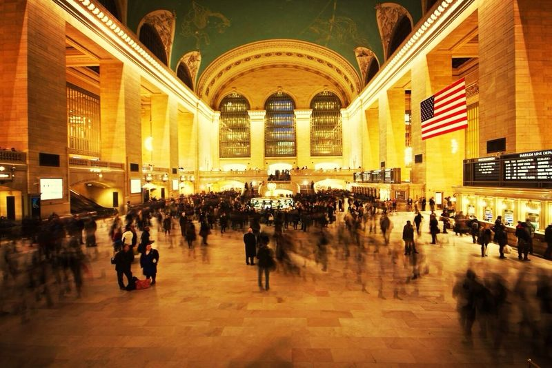 Central Station New York People Check This Out