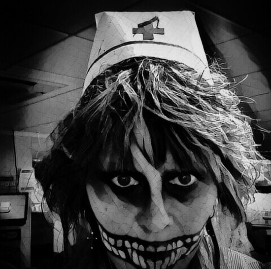 Bnw_friday_eyeemchallenge Halloween This Is Me Horror Spooky The Undead Eyes Eyes Are Soul Reflection