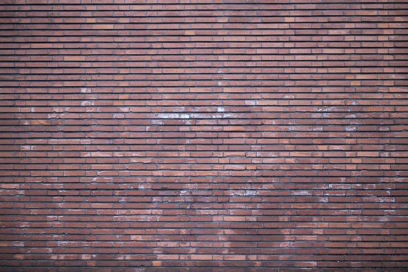 Pattern Full Frame Textured  Backgrounds No People Corrugated Iron Architecture Brick Wall Built Structure Outdoors Day