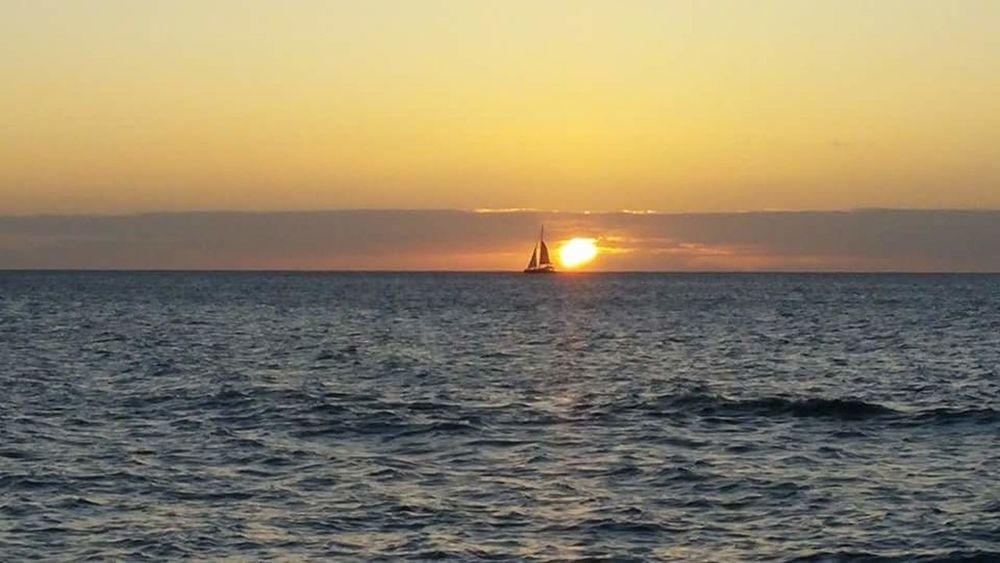 Ocean View Maui Nature Beautiful Nature Maui Life Maui Hawaii Waves, Ocean, Nature Ocean Life Ocean Maui Sunset Sunset Sailboat Sailboat In Sunset
