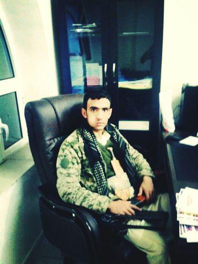 صورة من مكتبي