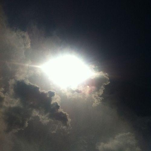 天眼? Sun Light