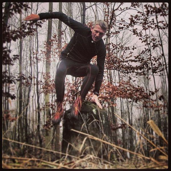 Sklblog Ohe Run Trail Forrest Fivefingers Vibram