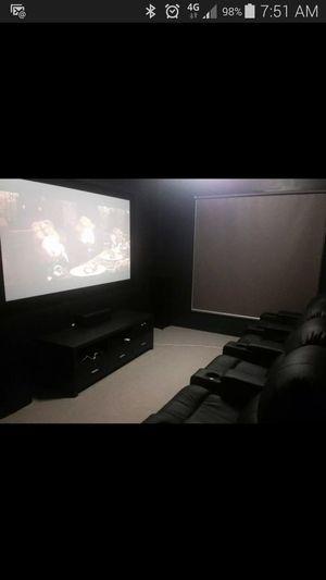 my cinema room Check This Out Enjoying Life Coolin Swag