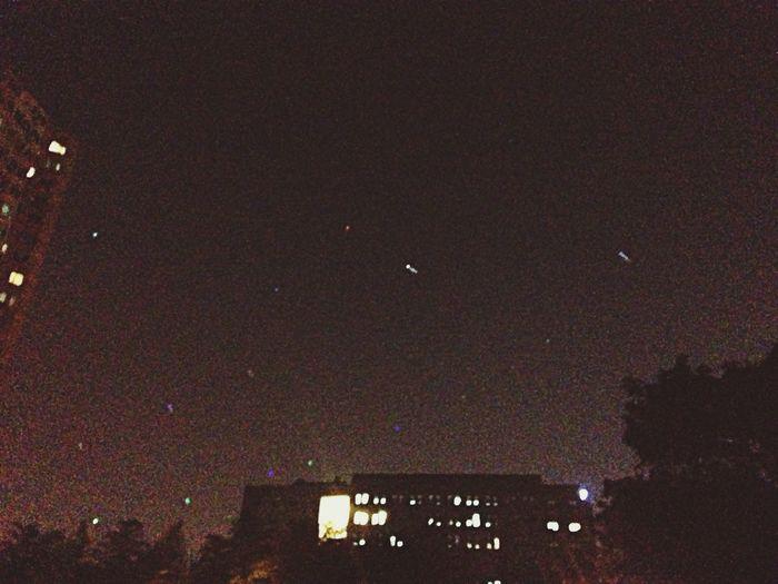 Night Sky of CAFA Night Kite