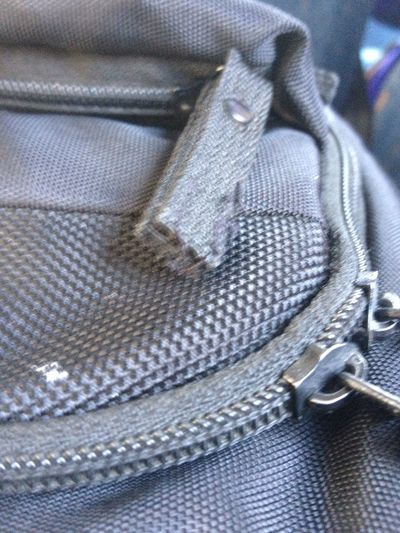 My bag Textile Close-up First Eyeem Photo