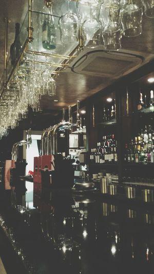 Goodbye my lovely bar.. Marcos