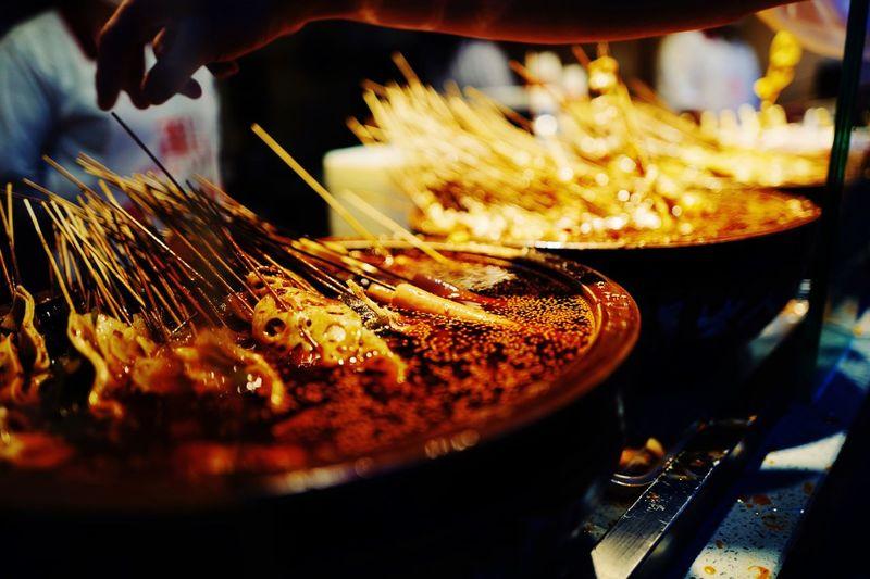 成都·钵钵鸡 Foodgasm