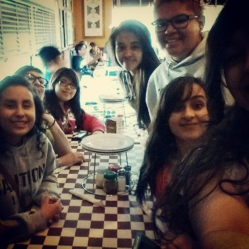Had lots of fun with themm :3 Pizza Longtable Friends