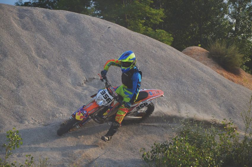 Enduro Racing Fmf Enduro Lifestyle Ktm Pastro356 Enduro Transportation Real People Sunlight Land Vehicle Day Mode Of Transportation Nature One Person Casual Clothing High Angle View Road Men Land Outdoors Lifestyles Leisure Activity Plant Ride Tree