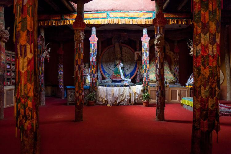 Inside Leh