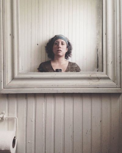 bathroom selfie The Portraitist - 2014 EyeEm Awards NEM Self The New Self-Portrait