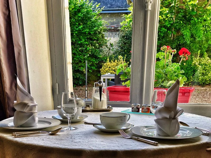 Window Table Day No People Indoors  Food And Drink Plate Food Flower Architecture Table Setting