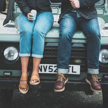 Low Section Real People Men Mode Of Transportation Casual Clothing Transportation This Is Family Human Leg Shoe Sitting Motor Vehicle Adult Body Part Indoors  People Women Car Human Body Part Group Of People Public Transportation Jeans