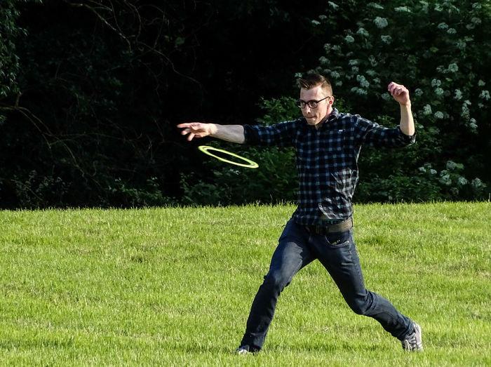 Frisbee Joy Of