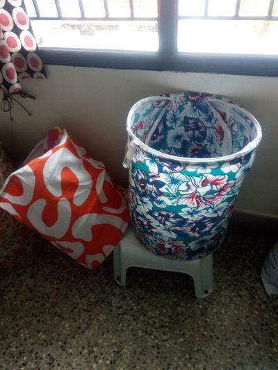 Soiled Cloth Basket by Ayubkhan.U