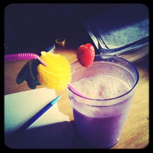 <3 milkshake