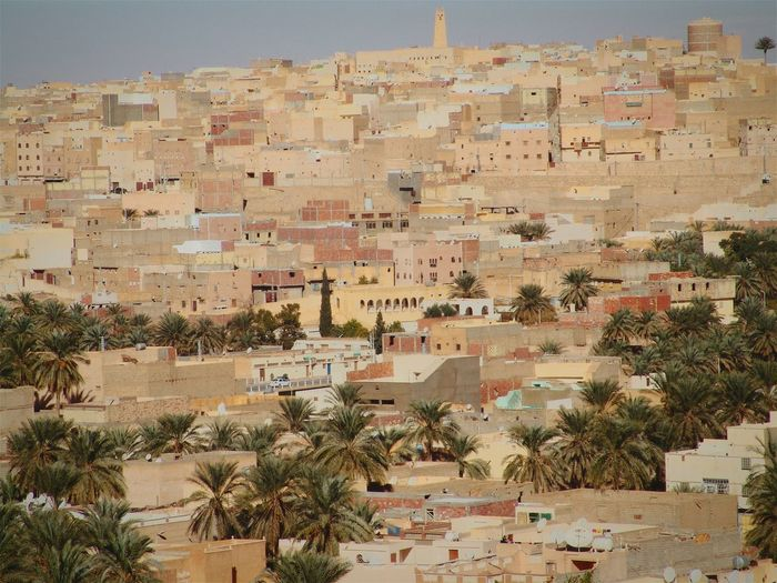 Cityscapes Cityscape City View  City Villes Palm Trees City Of Ghardaïa Eyeem Algeria Algeria Somewhere In Algeria