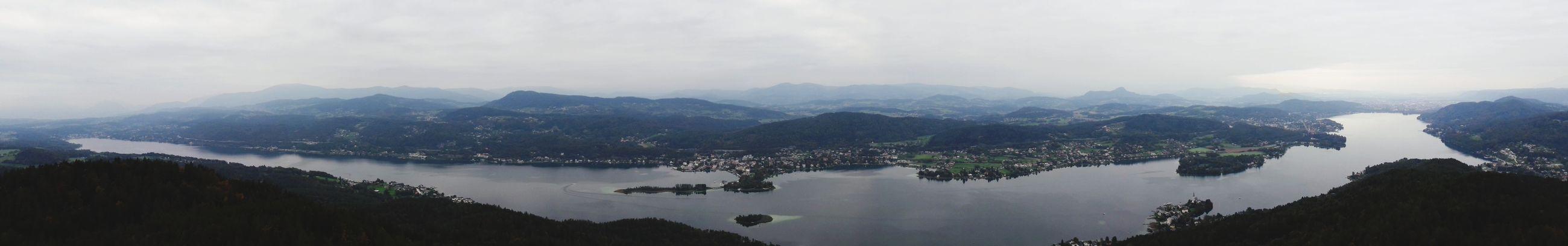 Mountain Panoramic Nature Travel Destinations