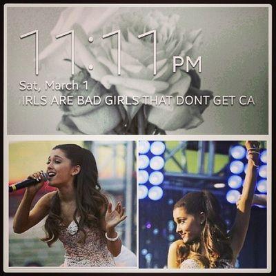 Marchphotochallenge Wish Day1 Meet Ariana Grande in person!! Hervoice rolemodel oneday