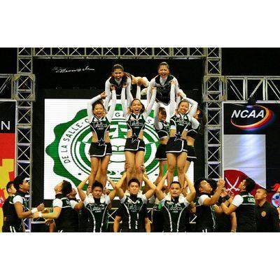 CSB Pep Squad Ncaa89 Cheerleading Competition Csbpepsquad benildepeppers Benilde themanansala